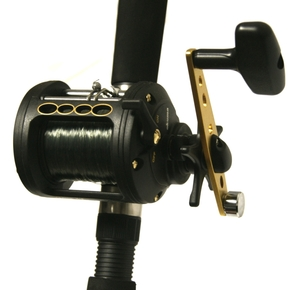 Classic 300L Overhead Reel with 6ft Sensortip Rod