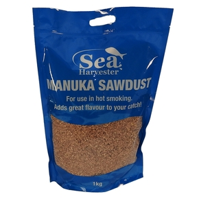 Smoker Manuka Wood Chips - 1kg