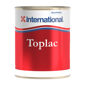 Toplac Silicone Enamel - Snow White - 4 Litre