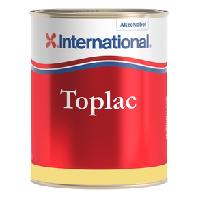 Toplac Silicone Enamel - Cream - 500mL