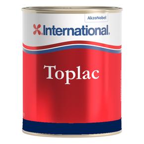 Toplac Silicone Enamel - Oxford Blue