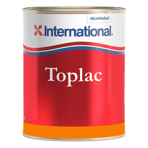 Toplac Silicone Enamel - Rescue Orange - 500ml