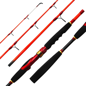 "TiCA Spin Rod for Kayaks 5'6"" 10/15kg"
