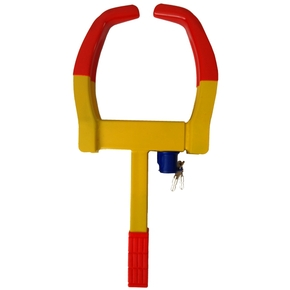 Anti-Theft Trailer / Vehicle Wheel Clamp Lock