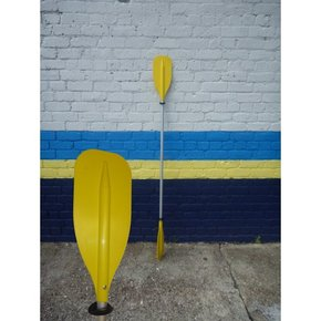 Kids 2 Piece Kayak / Canoe Paddle 180cm 25mm Shaft
