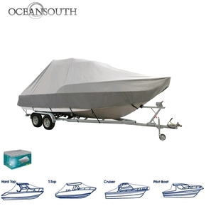 Jumbo Trailerable Hardtop Boat Cover 5.8-6.4mtr