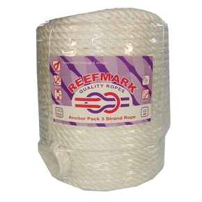 Anchor Rope Pack Spliced Polypropylene- 10mm x 100m