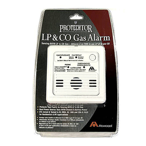 ProTechTor LPG & CO Gas Alarm for Boats / RV