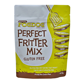 Gluten Free Easy Fritter Mix for Seafood Original Flavour