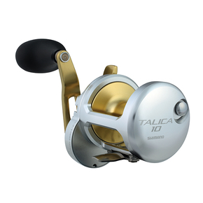 Talica 10 Single Speed Overhead Lever Drag Reel / Jigging Reel