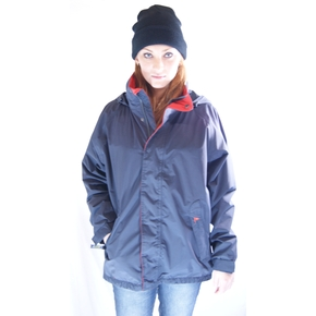 Deck Inshore Jacket Waterproof and Breathable -  Black