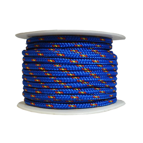 Mini Spool 4mm x 13m Braided Rope Cord (Assorted Colors)