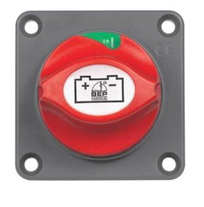 701-PM Small Panel Mount Battery Switch (2-Pos) 275 Amp