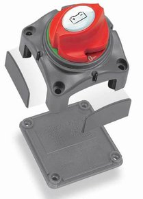 701 Small Surface Mount Battery Switch (2-Position)