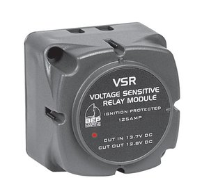 12/24v Digital Voltage Sensitive Relay (DVSR)  - 140amp