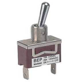 ON/OFF/ON 3 Position Lever Switch