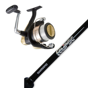 Hyperloop 4000FB Spinning Reel / Eclipse 6ft Rod Combo 6kg