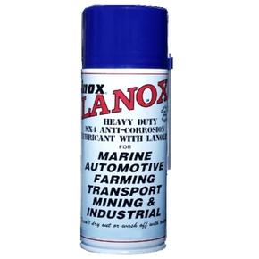 Lanox MX-4 Liquid Lubricant Aerosol Spray 300g