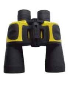 10x50 Bak 4 Waterproof Binoculars - Fast Focus