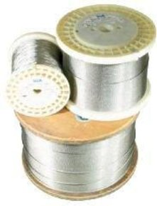 "SS 7x7 Strand Wire Rigging Rope 1.5mm (1/16"") -Per Metre"