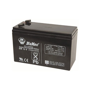 Sealed Lead Rocket Battery-12 volt-9 Amp Hour