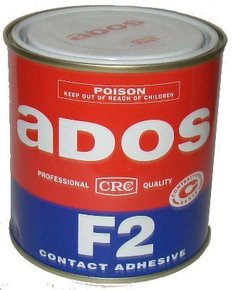 Ados F2 Contact Adhesive Glue 500ml