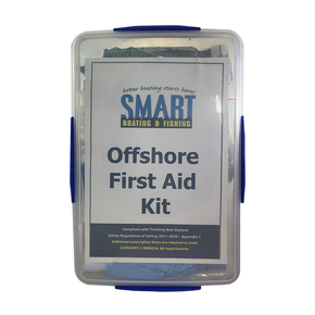 First Aid Kit Offshore