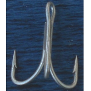 Vmc O'Shaughnessy Treble '3 x Strong' Hook Pack- 5/0 (5 in Pack)
