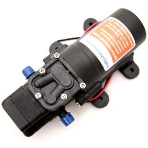 12v 5lpm 60psi Automatic Marine/RV 2-Chamber Fresh Water Pressure Pump