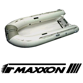 Inflatable Boat 3.1m - Alloy Rigid Hull Deluxe RIB w/Locker & Floor