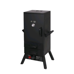 2 Drawer Gas Fish / Meat Smoker - XL - Powder Coated