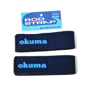 2 Pack of Neoprene Rod Wraps