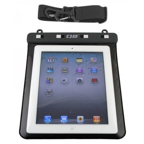 Waterproof iPad/Tablet Mini Case - Black (Display Model)
