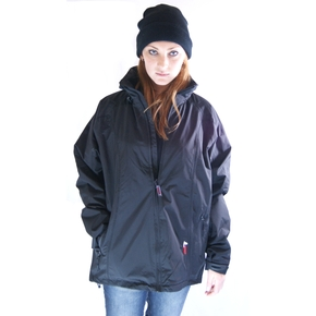 Bari Coastal Light Jacket Waterproof and Breathable - Carbon
