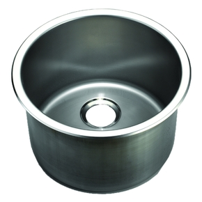 180mm deep x 260mm H (OD) Cylinder Shape Sink / Hand Basin