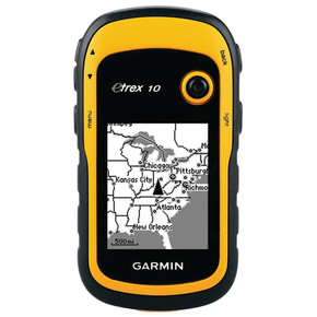 Etrex 10 - Handheld GPS - Monochrome