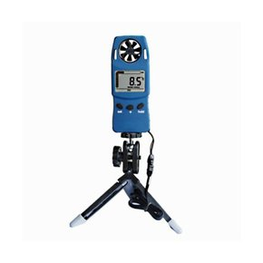 Digital Handheld Anemometer Wind Meter w/Tripod Stand