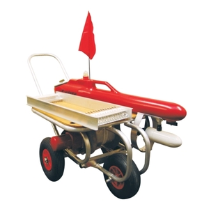 Manual Kontiki Beach Trolley