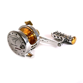 Powerspell PE5N Narrow Lever Drag Jigging Reel