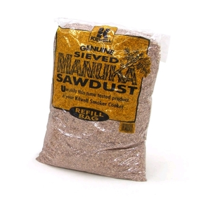 Manuka Smoker Wood Chip Sawdust 5lb