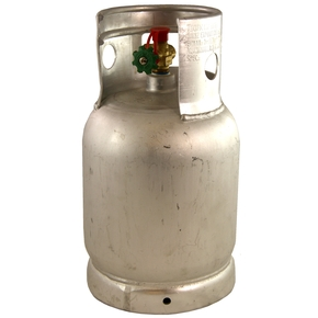 2.2kg Alloy Gas Bottle