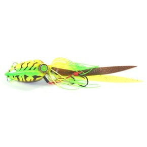100g (3.5oz) Lucanus Slow Jigs - Green Shrimp