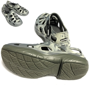 Evair Camo Grey Marine / Boating / Fishing Shoes - Mens US Size 8