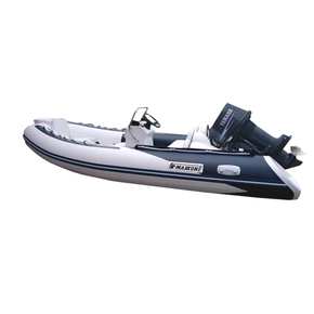 Inflatable Boat 4.10m - 410SS SuperSport F/glass Deluxe RIB Hypalon