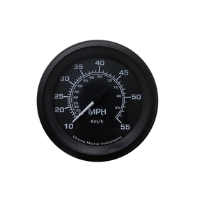 75mm Speedometer 55 mph w/ Pitot and Tube