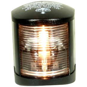 74mm High Small Black Navigation Light- Stern