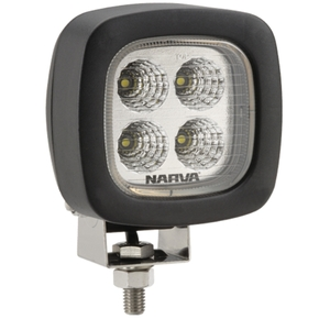 9-64 Volt / 1800 Lumens LED Flood Light (Charcoal)