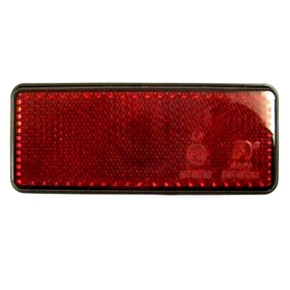 96 x 38mm Red Self Adhesive Trailer Reflector