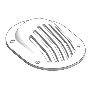 Engine Scoop Intake Strainer 38-50mm
