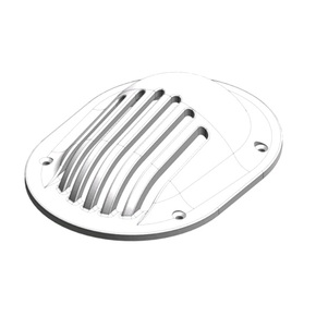 90554 Engine Scoop Intake Strainer 25-32mm White